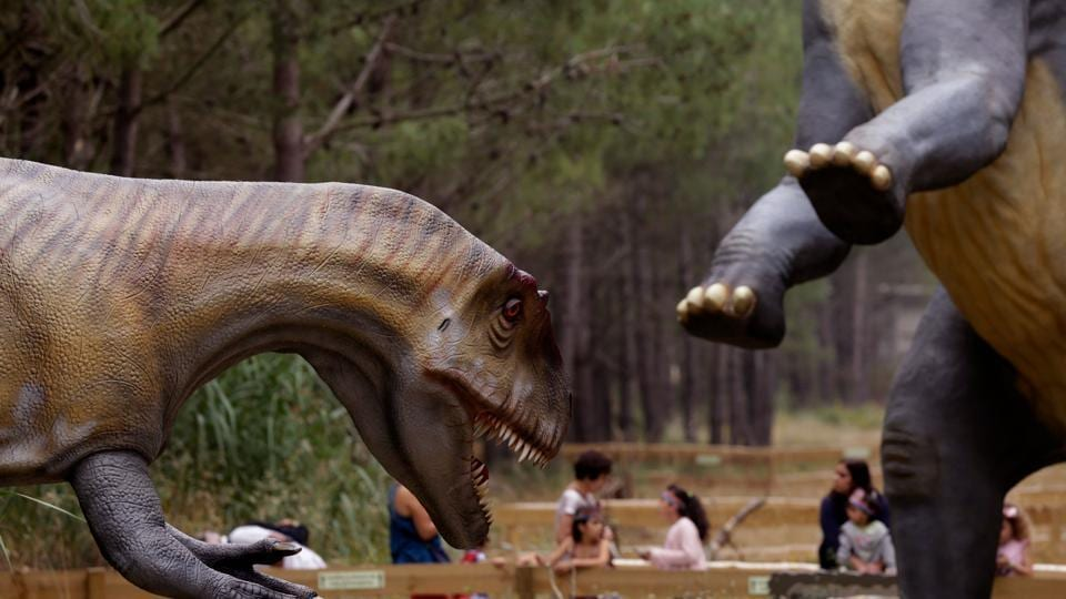 Portugal dino park,Dino Park,Dinosaur museum