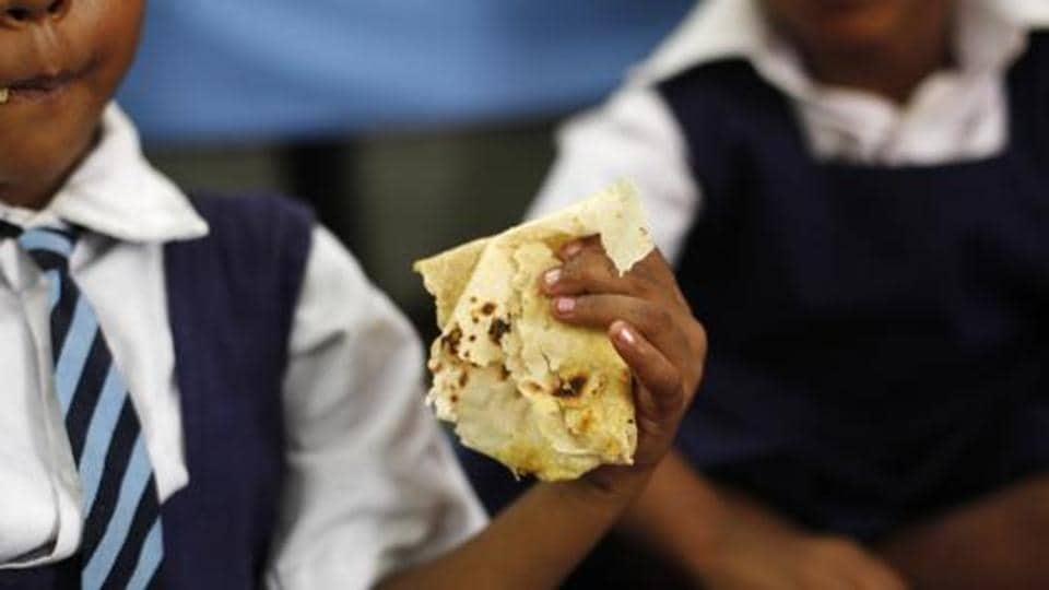 Gorakhpur,Gorakhpur girl,Mid-day meal