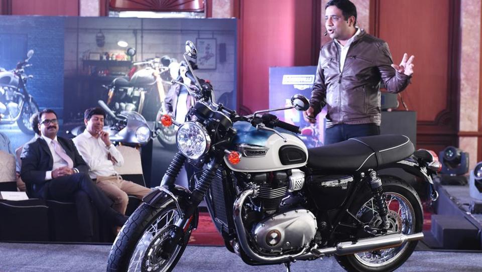 Triumph Motorcycles,Triple motorbikes,India