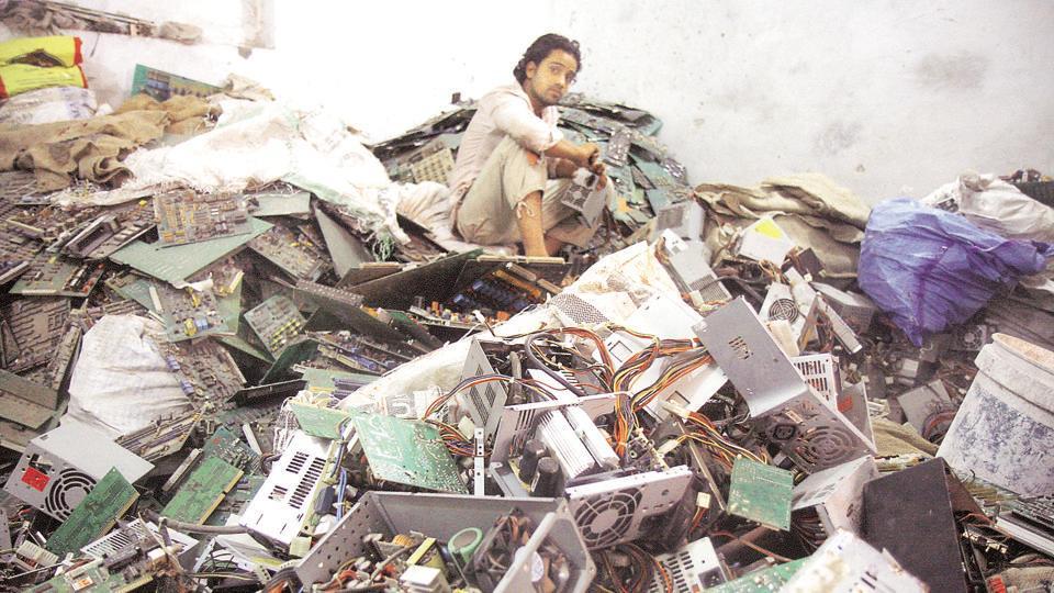 Delhi civic body,e-waste,New Delhi Municipal Council