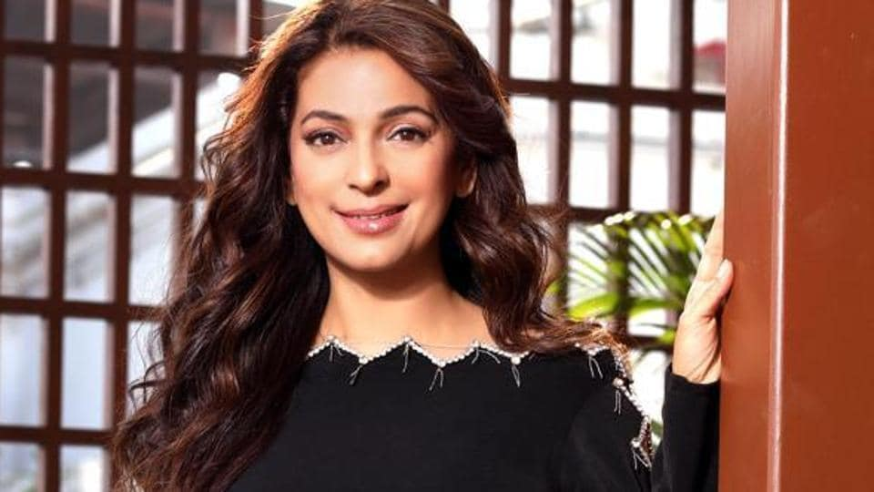 Juhi Chawla,Juhi Chawla Mehta,Shah Rukh Khan