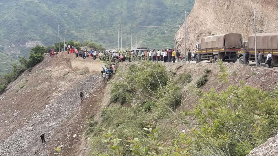 Uttarakhand,Bus,Road accident