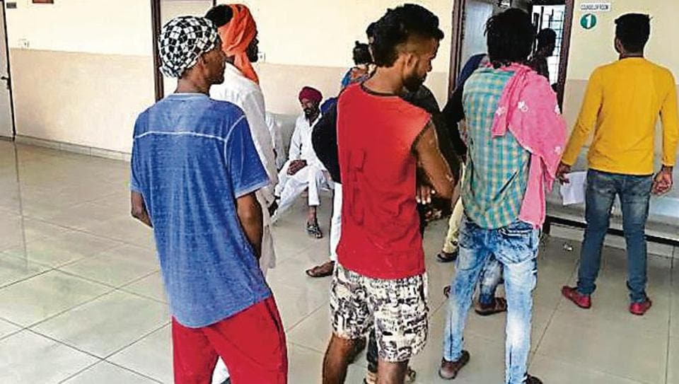 drug addicts,OOAT centres,Punjab Police