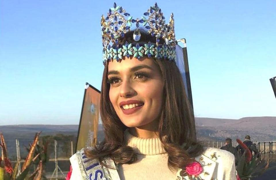 We documented the best dresses Manushi Chhillar's worn in South Africa. (Instagram)