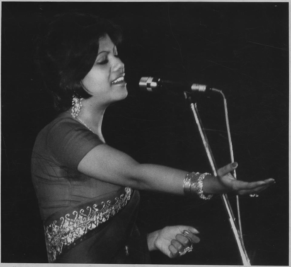 Zulfikar Ali Bhutto,Runa Laila,Alamgir