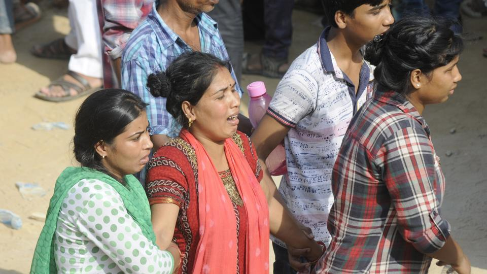 Greater Noida buildings collapse,Greater Noida,Shahberi