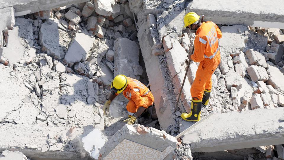 Greater Noida building collapse,Building collapse,Greater Noida