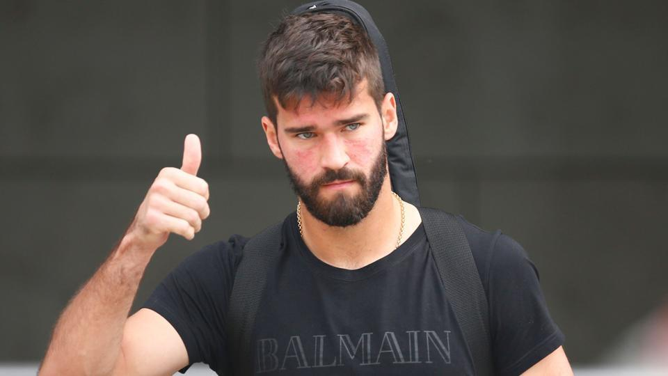 Alisson,AS Roma,Liverpool FC