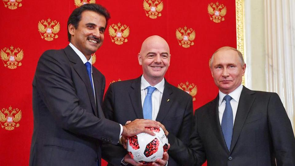 Qatar,2022 FIFA World Cup,FIFA World Cup
