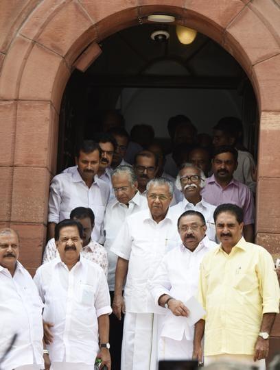 Pinarayi Vijayan,Kerala CM,Narendra Modi