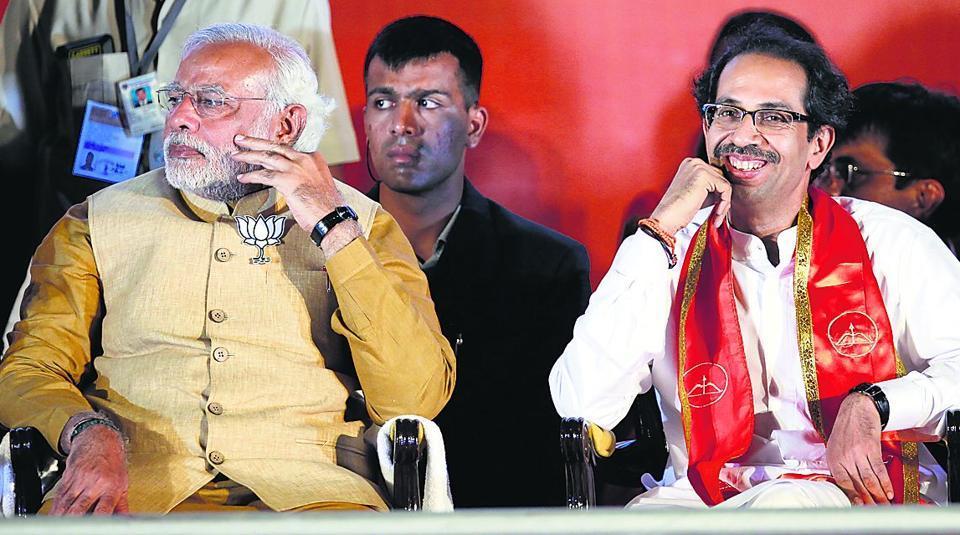 No-confidence motion,Shiv Sena,BJP