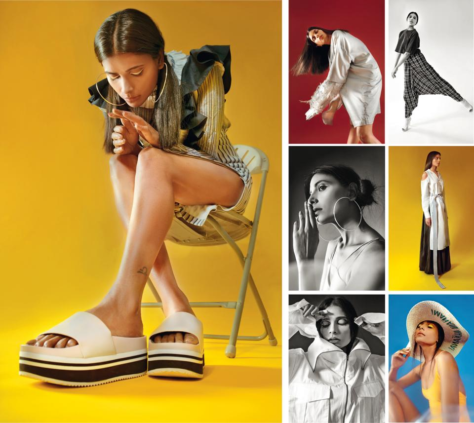 If you're looking for the cosiness of roomy winter trends in summers, then 2018 has you covered!Styling assistant: Riya Dhankar; Make-up and hair: Kangna Kochhar; Model: Laxmi Pandey (Purple Thoughts India)
