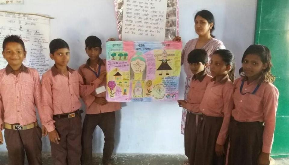 Uttar Pradesh has around 50,000 upper primary and over a lakh primary government-run schools.