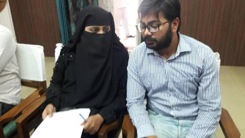 Triple talaq victim,Nida Khan,PM Modi