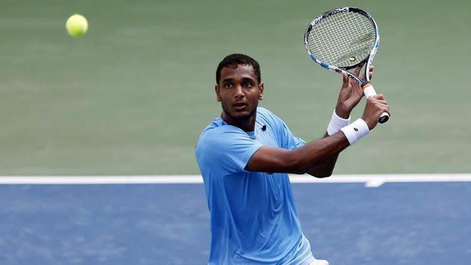 Ramkumar Ramanathan,Leander Paes,Hall of Fame Open