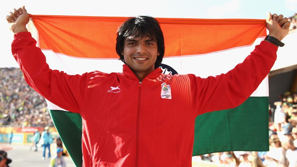 2018 Asian Games,Neeraj Chopra,Javelin throw