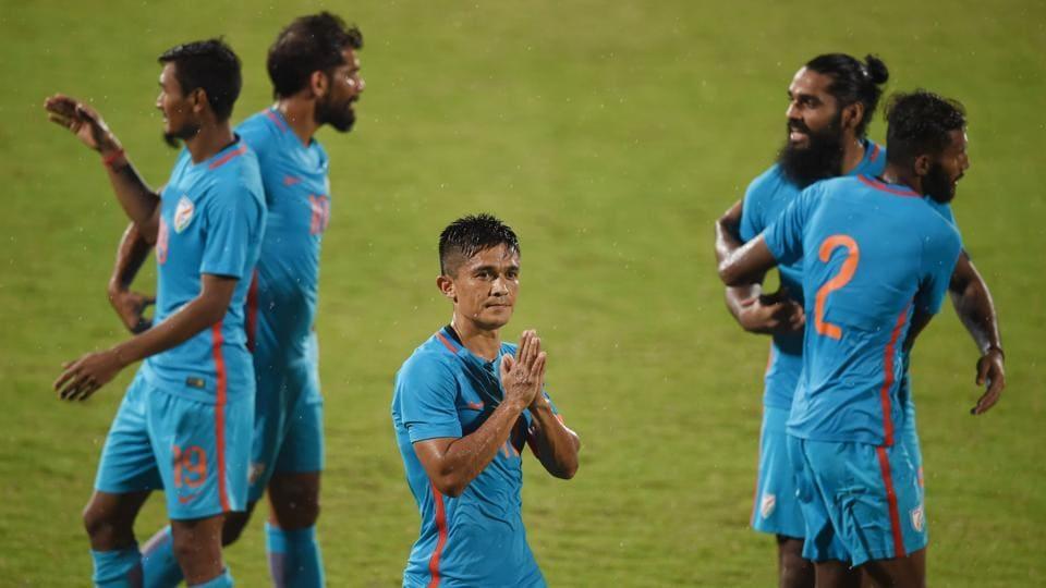 Indian football team,2019 Asian Cup,China national football team