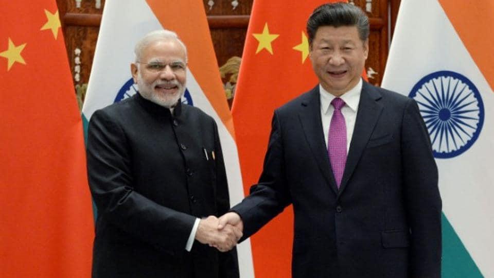 Narendra Modi,Chinese president,Xi Jinping