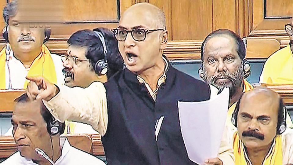Who Is Jayadev Gallatdpchandrababu Naidu