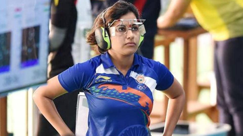 Heena Sidhu won Gold in 25 metre sport pistol and a silver in the 10 metre air pistol at the Gold Coast Games.