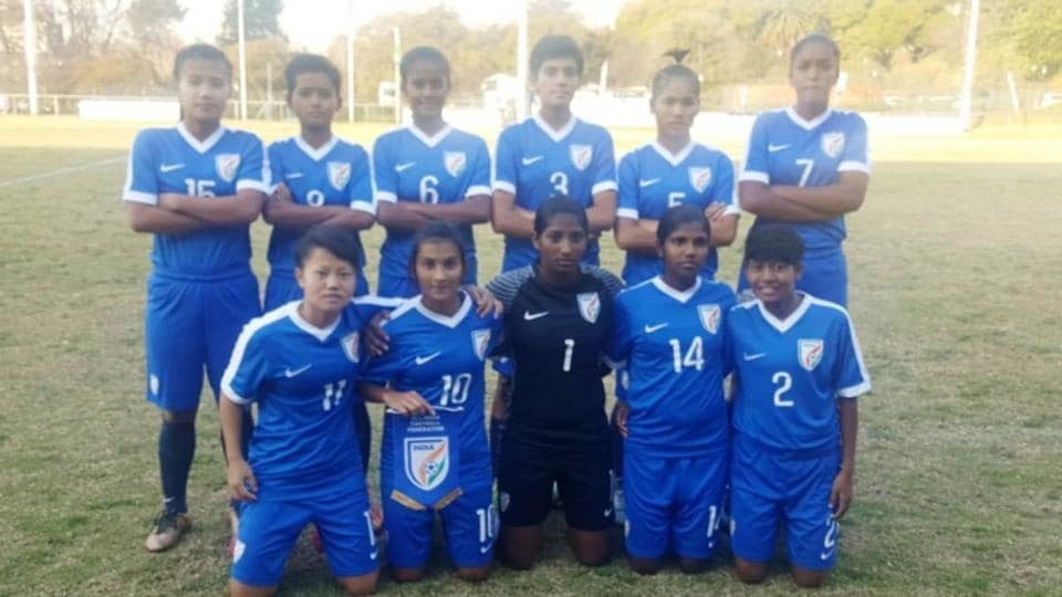 India U-17 women's football team,BRICS tournament,India vs Brazil
