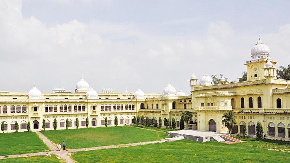 Lucknow University,Under Graduate courses,Pass percentage