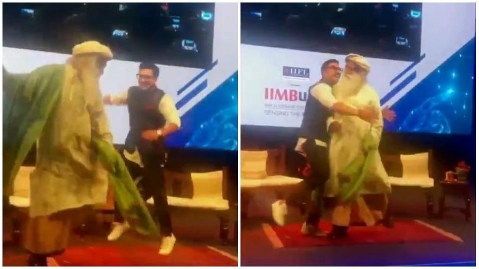 Ranveer Singh,Sadhguru,Ranveer Singh Dancing