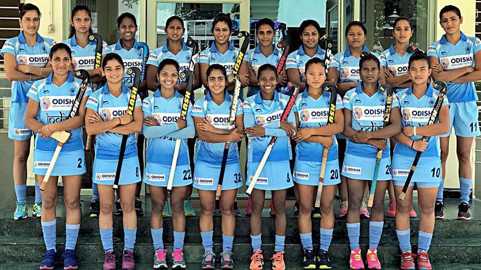 India Women's Hockey team,England Women's hockey team,2018 Women's Hockey World Cup