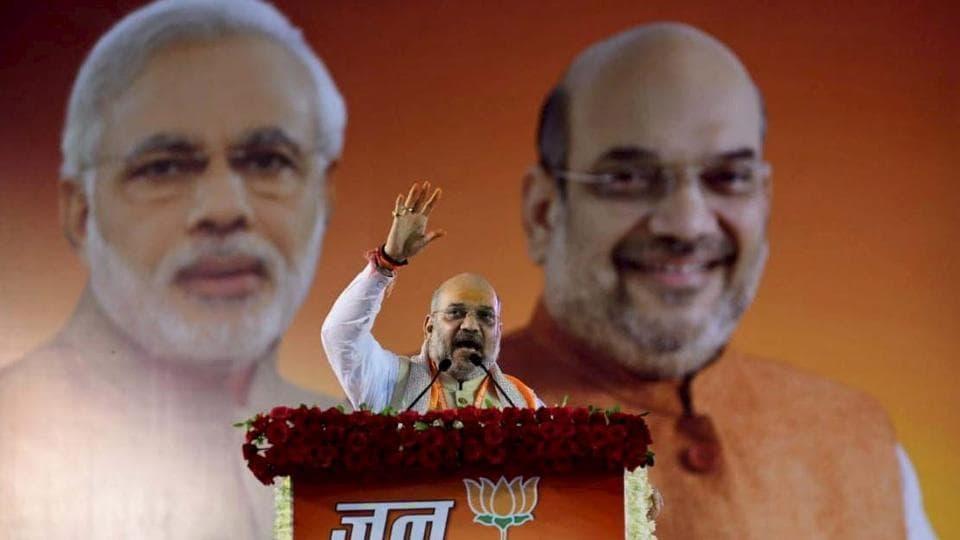 No-confidence motion,Amit Shah,BJP