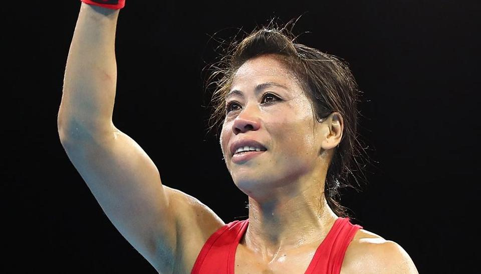 Mary Kom,Boxing,Special Olympics Unified Football Cup