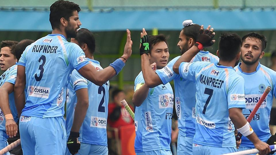 India beat New Zealand, take unassailable 2-0 lead in hockey Test series