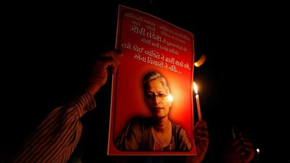 Gauri Lankesh murder case,SIT officials,Gauri Lankesh