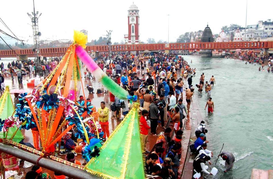 RAMESHWAR GAUR,Uttarakhand,Kanwar fair