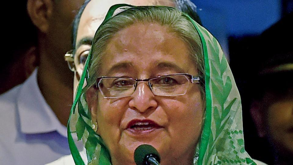 Sheikh Hasina,Khaleda Zia,India-bangladesh ties