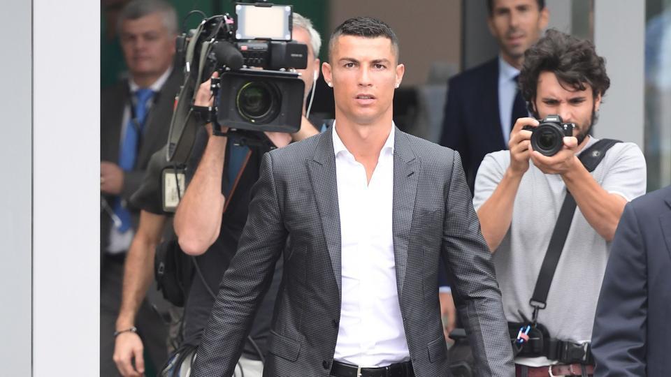 Cristiano Ronaldo,Serie A,Juventus