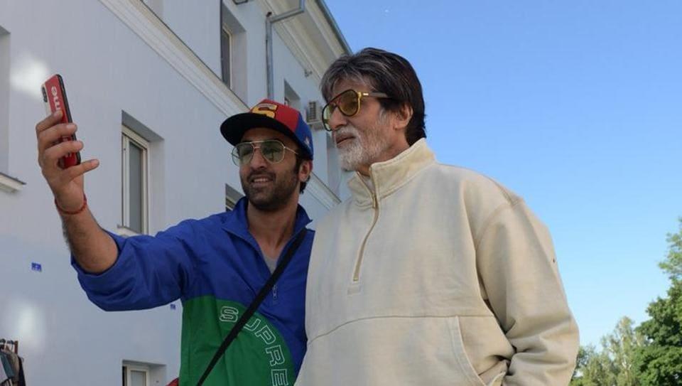 Ranbir Kapoor,Amitabh Bachchan,Alia Bhatt