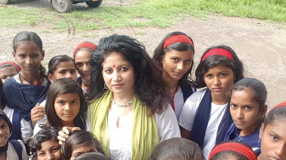 Pune based enthusiasts,rural children,girls access