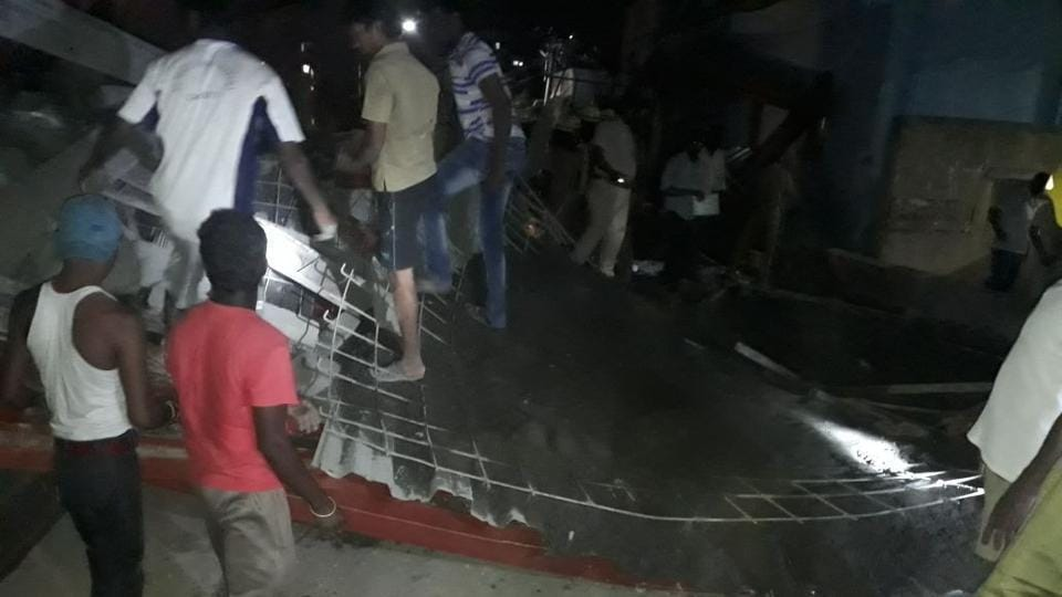 Chennai,Chennai building collapse,Building collapse