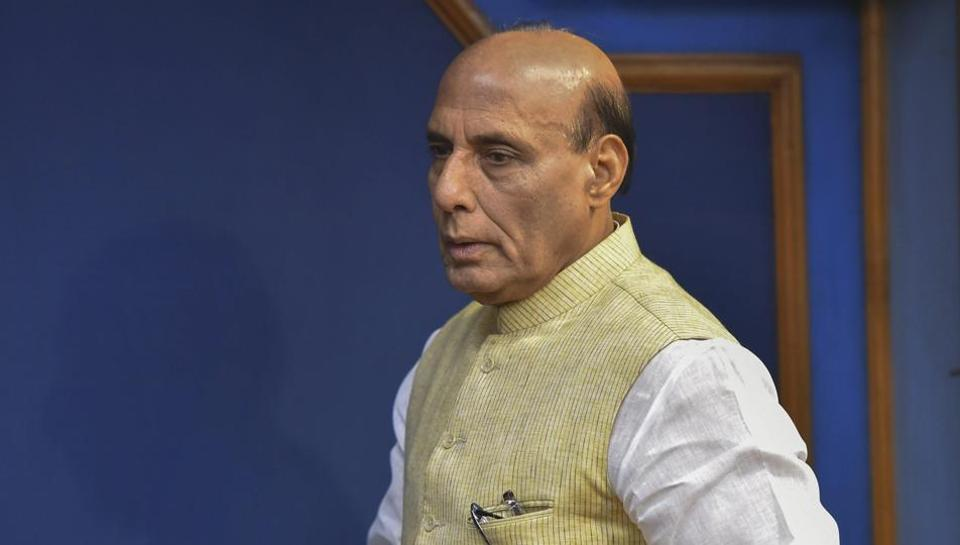 Home Minister Rajnath Singh assured that the NRC exercise is being carried out in a totally impartial, transparent and meticulous manner and will continue to be so.