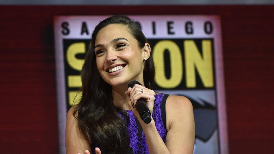 Gal Gadot,Wonder Woman,Comic Con