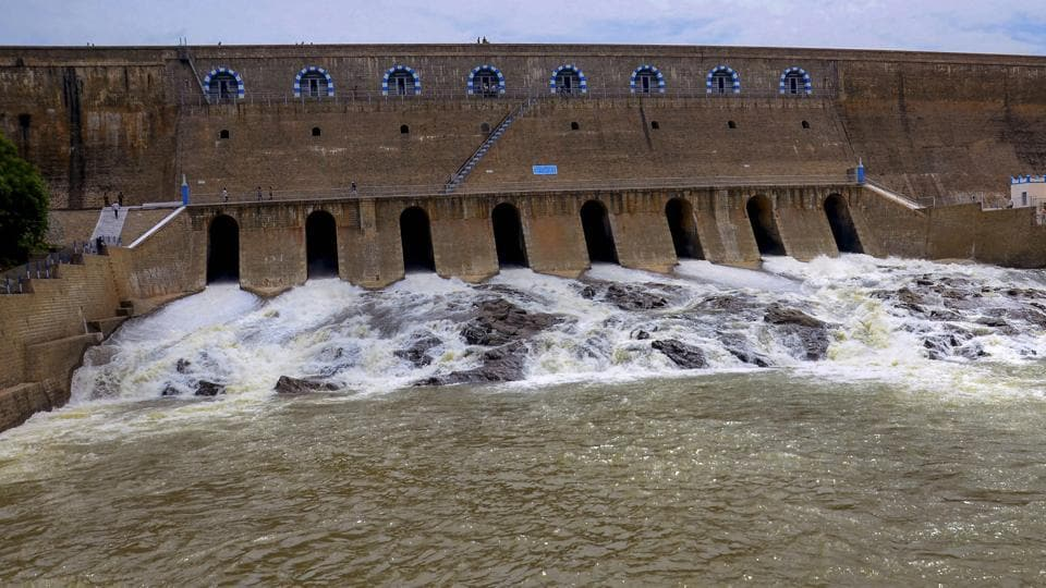 Five drown in Cauvery river in Tamil Nadu, flood alert across 12 districts