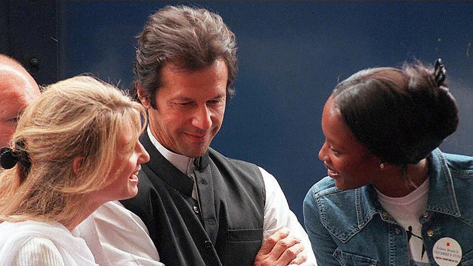 Imran Khan, Playboy Pakistan Cricket Hero Turned Reformist