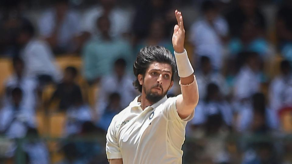 Ishant Sharma has 238 Test wickets for India in 82 matches.