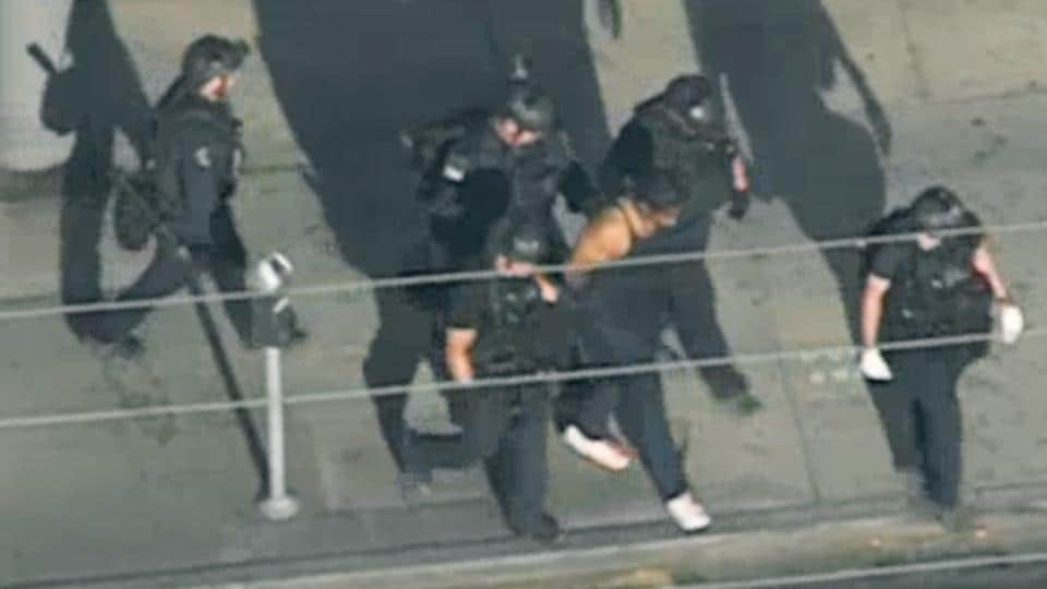 Los Angeles hostage situation,Los Angeles Police,Hollywood