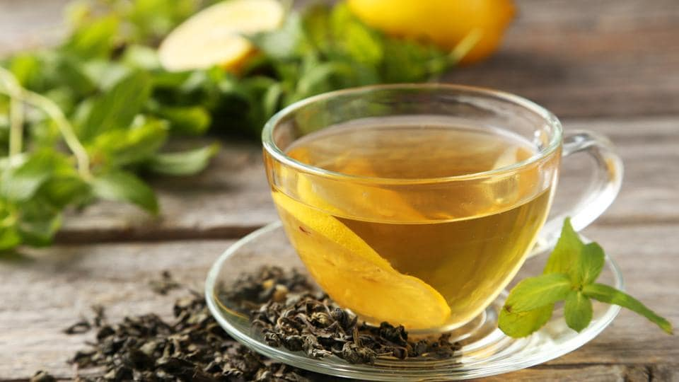 Green tea is rich in catechins, a form of naturally occurring antioxidants. These not only prevent the release of free radicals but also help bring down bad cholesterol levels in the blood. (Shutterstock)