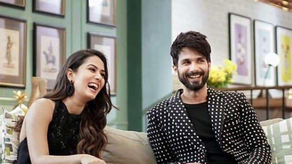 First look at Shahid Kapoor, Mira Rajput's gorgeous new house worth Rs 56 cr. See pics