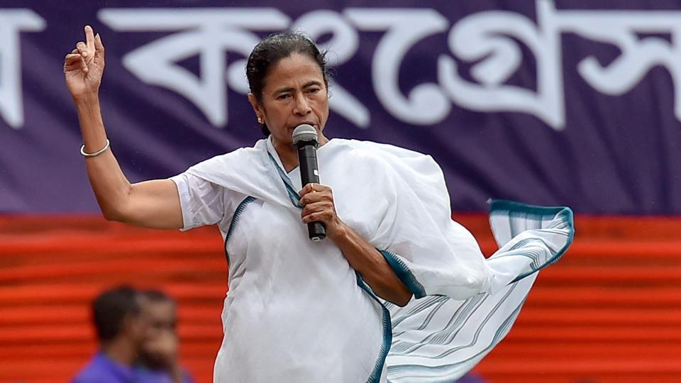 Mamata Banerjee,anti-BJP rally,Opposition front