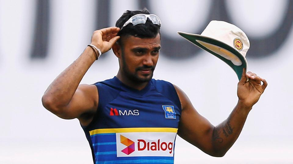 Danushka Gunathilaka,Sri Lanka,Gunathilaka suspension