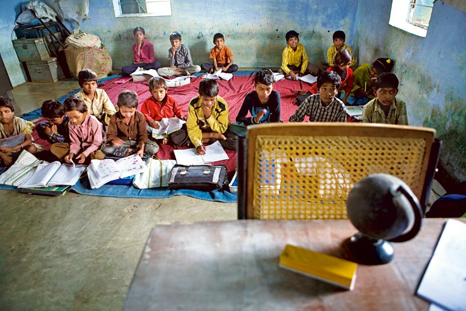 Madhya Pradesh,Bhopal,tribal students