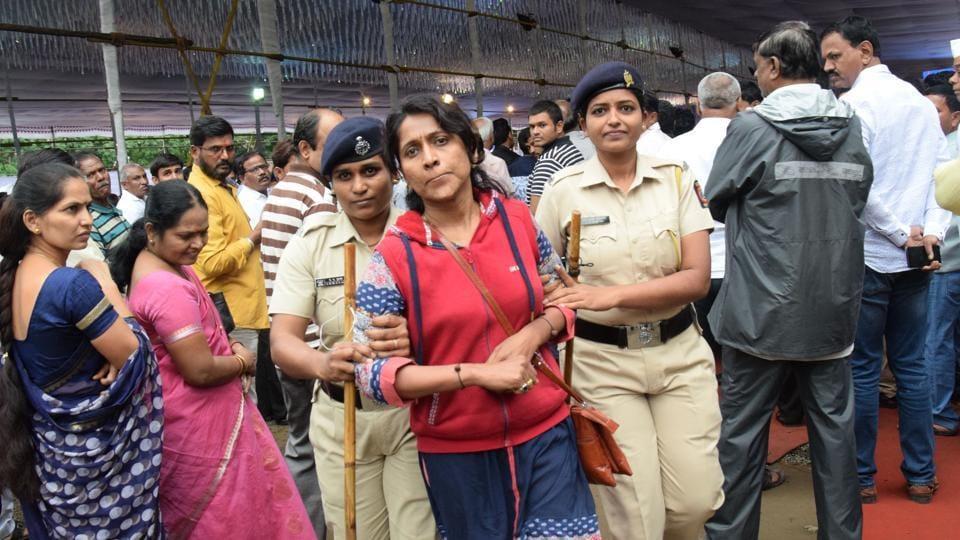 Maratha outfits,state bandh,momentum